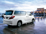 Toyota Alphard (ANH20W) 2008–11 pictures
