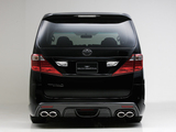 WALD Toyota Alphard 2008 pictures