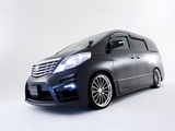 Artisan Spirits Toyota Alphard (ANH20W) 2008 pictures