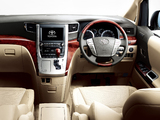 Toyota Alphard 350G L Package (GGH20W) 2008–10 wallpapers
