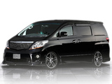 Tommykaira Toyota Alphard 2009 wallpapers