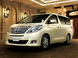 Toyota Alphard Hybrid G L Package 4WD (ANH25W) 2011 photos