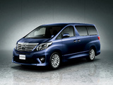 Toyota Alphard 350S C Package (ANH20W) 2011 photos