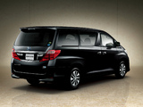Toyota Alphard Hybrid G L Package 4WD (ANH25W) 2011 pictures