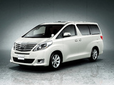 Toyota Alphard 350G L Package (ANH20W) 2011 wallpapers