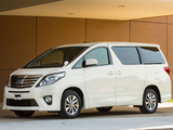 "Toyota Alphard Hybrid G ""Premium Seat Package (ANH20W) 2012 wallpapers"