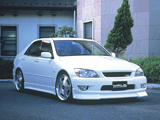 Pictures of WALD Toyota Altezza 1998–2005