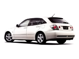 Toyota Altezza Gita AS200 Wise Selection (GXE10W) 2001–02 wallpapers