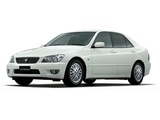 Toyota Altezza AS200 Wise Selection II (GXE10) 2002–05 pictures