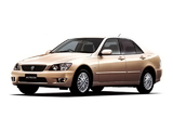 Toyota Altezza AS200 Wise Selection III (GXE10) 2003–05 images