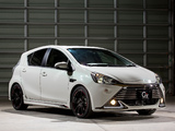 Photos of Toyota Aqua G Sports Concept 2013