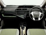 Toyota Aqua 2012 pictures