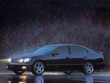 Images of Toyota Aristo (JZS160/161) 1997–2004