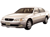 Photos of Toyota Aristo (S140) 1991–97