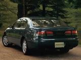 Toyota Aristo (S140) 1991–97 images