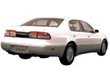 Toyota Aristo (S140) 1991–97 photos