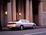 Toyota Aristo (S140) 1991–97 pictures
