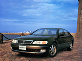 Toyota Aristo (S140) 1991–97 wallpapers