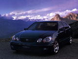 Toyota Aristo (JZS160/161) 1997–2004 wallpapers