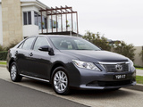 Images of Toyota Aurion AT-X (XV50) 2012