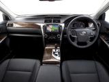 Images of Toyota Aurion Presara (XV50) 2012