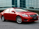 Photos of Toyota Aurion AT-X 2009