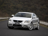 Pictures of TRD Toyota Aurion 2007