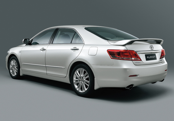 Pictures Of Toyota Aurion Uae Spec Xv40 2009