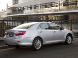 Pictures of Toyota Aurion Prodigy (XV50) 2012