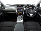 Pictures of Toyota Aurion Sportivo SX6 (XV50) 2012