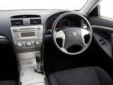 Toyota Aurion AT-X 2009 pictures