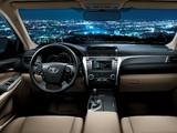 Toyota Aurion Sportivo UAE-spec (XV50) 2012 images