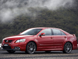 TRD Toyota Aurion 2007 wallpapers