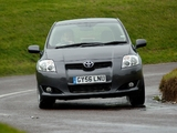 Images of Toyota Auris 5-door UK-spec 2007–10