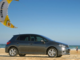 Images of Toyota Auris Sport X ZA-spec 2010