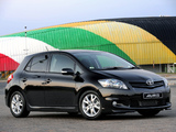 Images of TRD Toyota Auris 5-door ZA-spec 2011