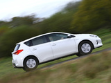 Images of Toyota Auris Hybrid UK-spec 2012
