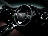 Images of Toyota Auris RS S Package JP-spec 2012