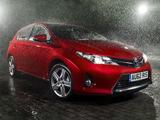 Images of Toyota Auris UK-spec 2012