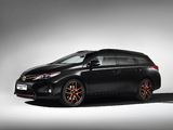 Images of Toyota Auris Touring Sports Black Concept 2013