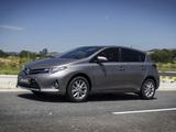 Images of Toyota Auris ZA-spec 2013