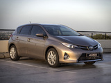 Images of Toyota Auris ZA-spec 2013