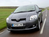 Photos of Toyota Auris 5-door UK-spec 2007–10