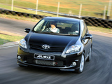 Photos of TRD Toyota Auris 5-door ZA-spec 2011