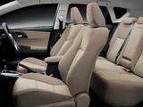 Photos of Toyota Auris 150 X JP-spec 2012