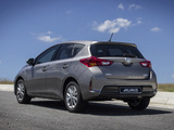 Photos of Toyota Auris ZA-spec 2013