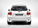 Pictures of Toyota Auris HSD Full Hybrid Concept 2009