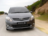Pictures of Toyota Auris Sport X ZA-spec 2010