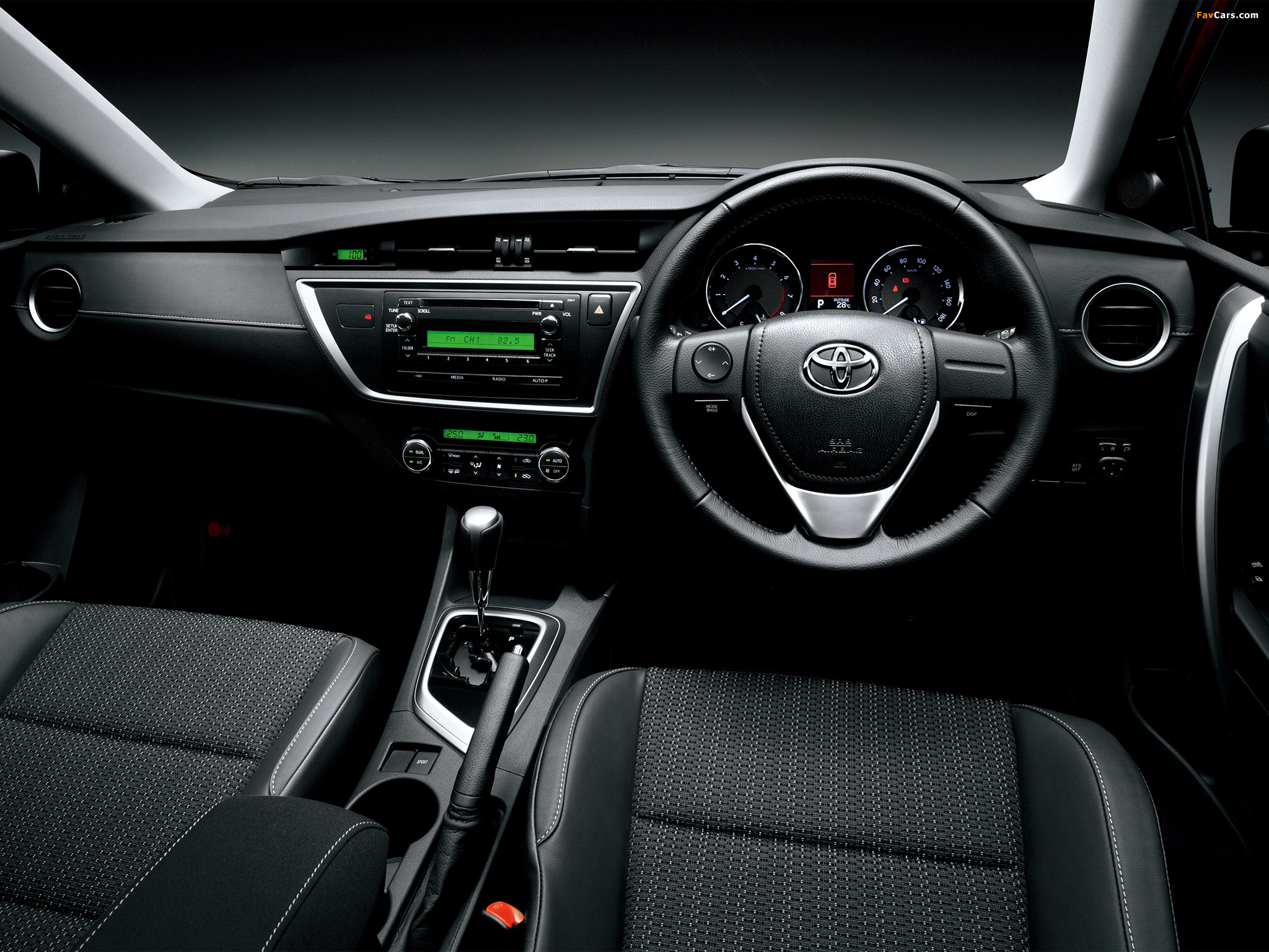 Pictures of Toyota Auris 180 G S Package JP-spec 2012 (2048 x 1536)