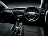 Pictures of Toyota Auris 180 G S Package JP-spec 2012
